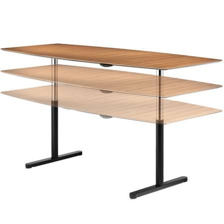 konferencijski-sto-Wilkhahn-661 Travis height adjustable